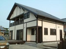 古民家風の家